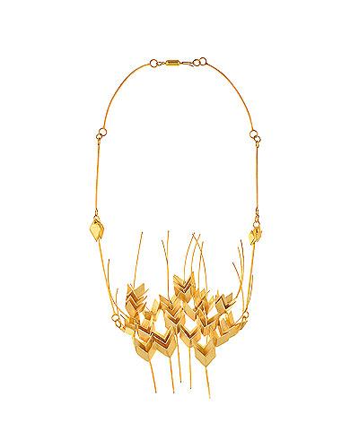 Lefflow - harvest necklace