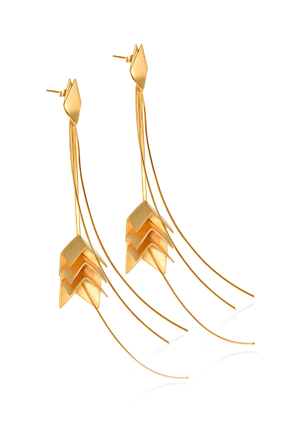 harvest earrings - lefflow jewelry